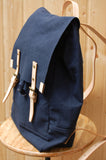 Baggy Port SGR 387 Backpack dark blue