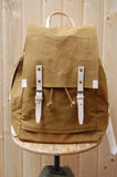 Baggy Port SGR 387 Backpack mustard