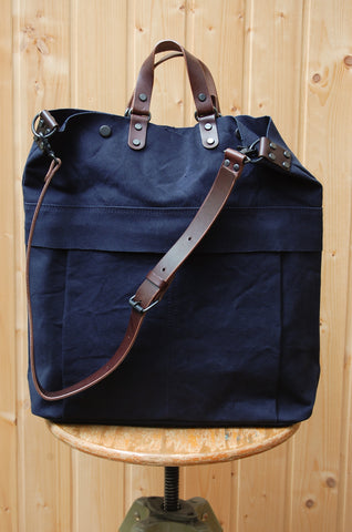 Baggy Port KBS Bag dark blue/brown