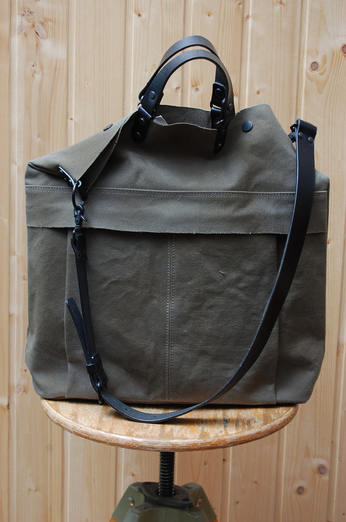 Baggy Port KBS Bag dark khaki light/black