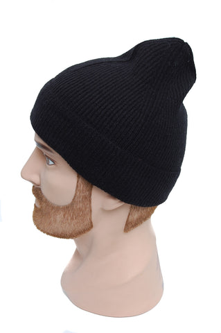 Moray Cashmere Beanie black