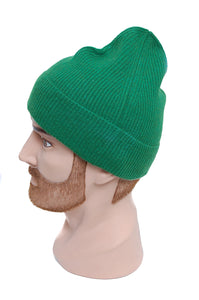 Moray Cashmere Beanie kelly