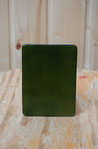 Il Bussetto Card Case 4 pockets pesto