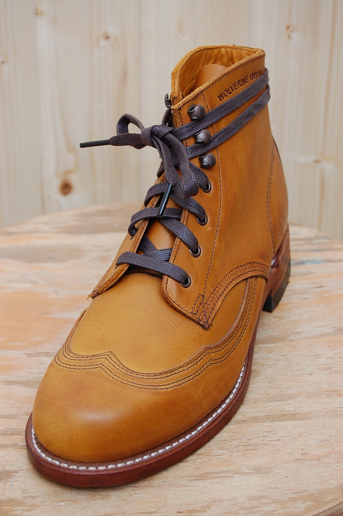 Wolverine Addison Boot Tan