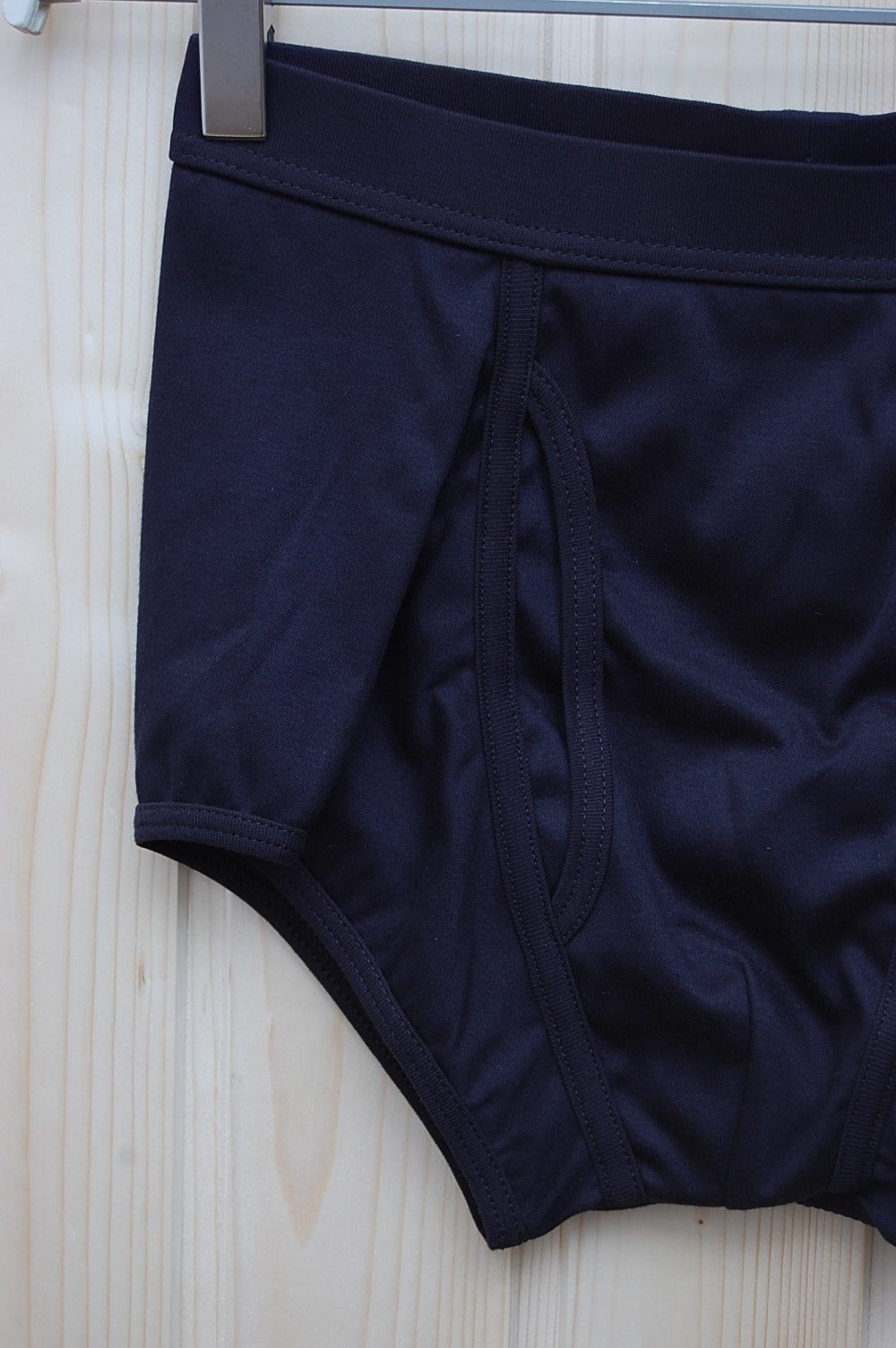 The White Briefs Elm Black