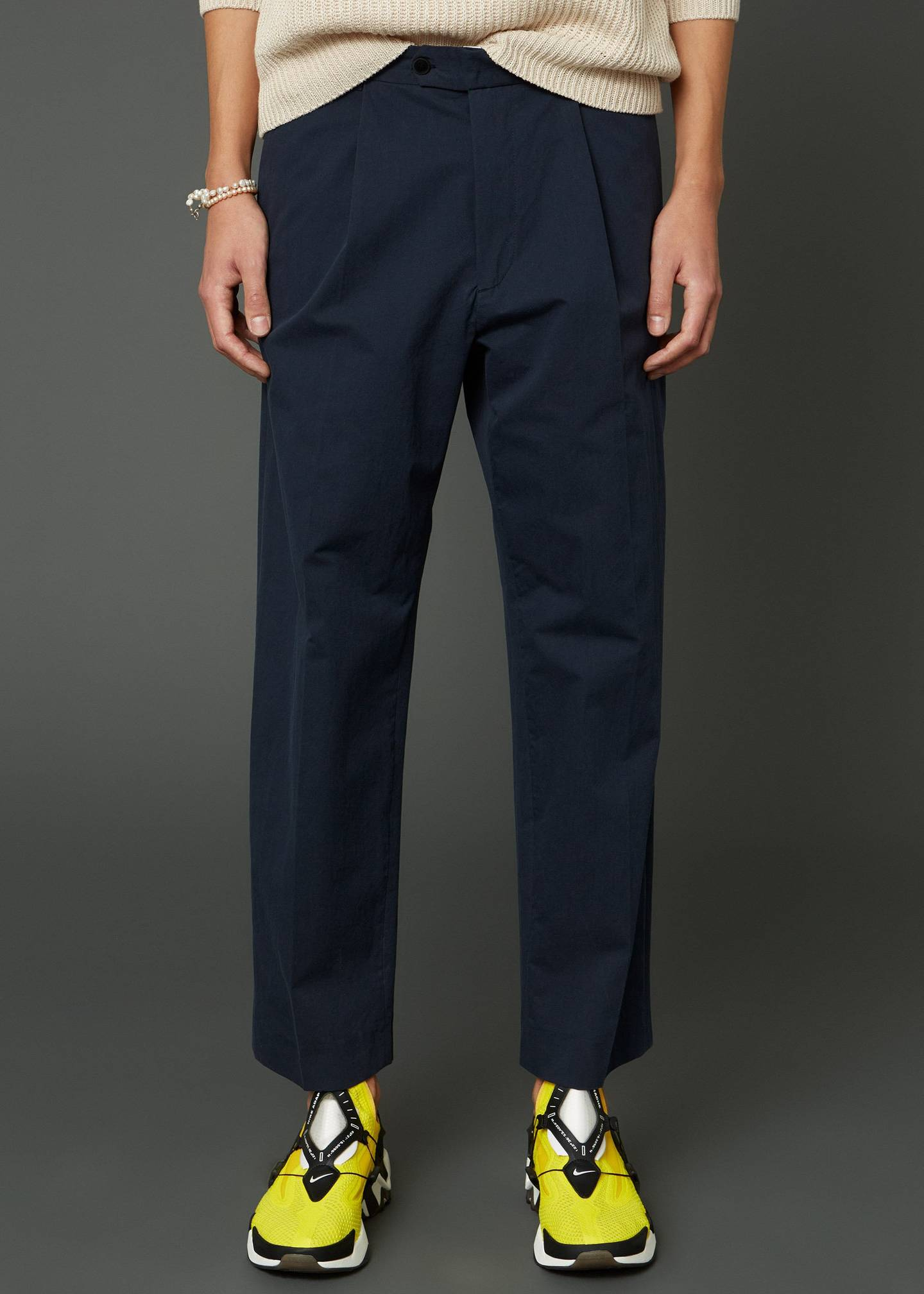 Hope Take Trousers navy
