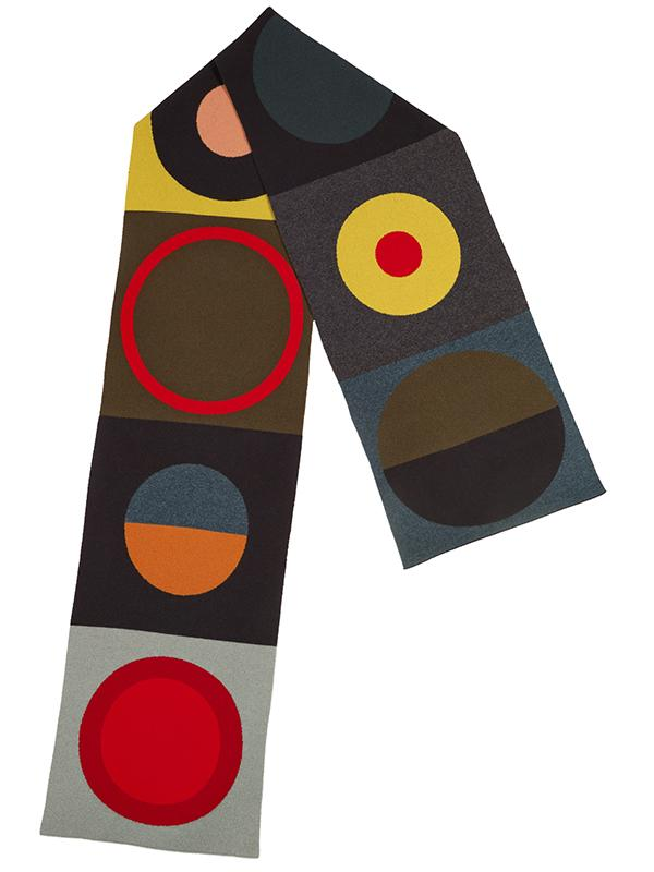 Jo Gordon Circle Scarf multicolour