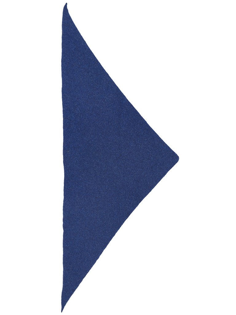 Jo Gordon Plain Triangle Neckerchief nightsky