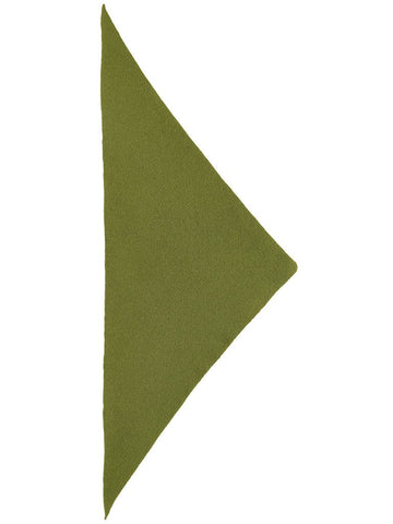 Jo Gordon Plain Triangle Neckerchief palm