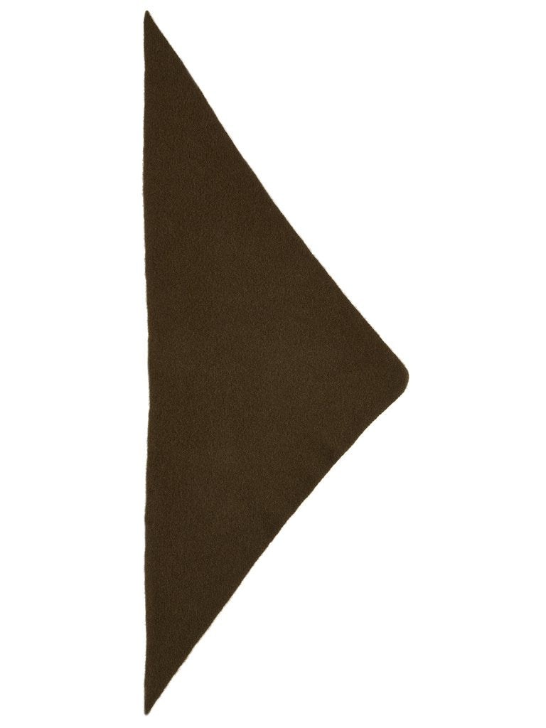 Jo Gordon Plain Triangle Neckerchief military