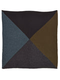 Jo Gordon Quarter Square Neckerchief dark