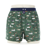 Mc Alson Boxer M3859 ducks green