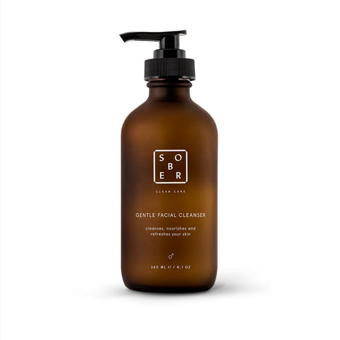 Sober Gentle Facial Cleanser