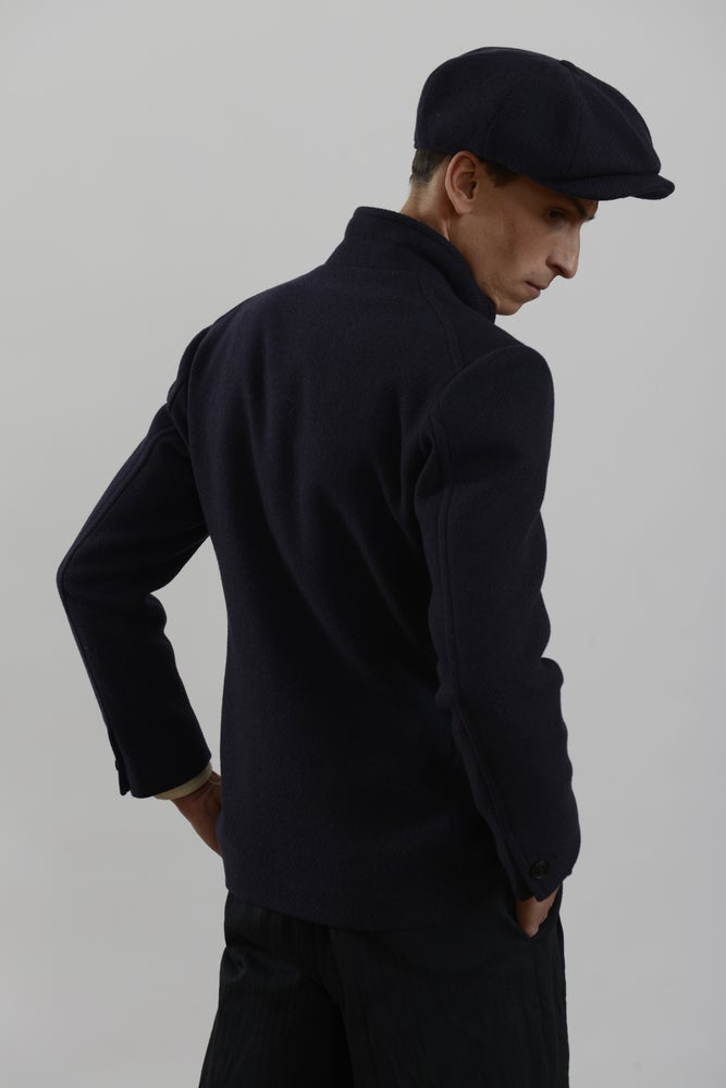 Top Boy Jacket navy