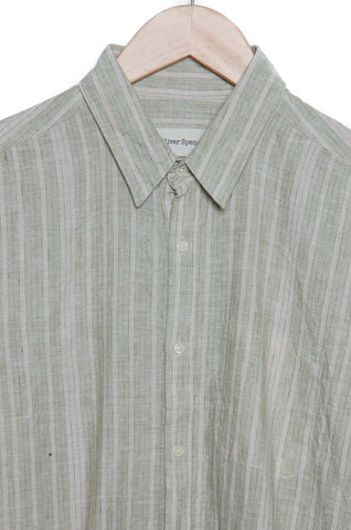 Oliver Spencer New York Special Shirt Dumont green