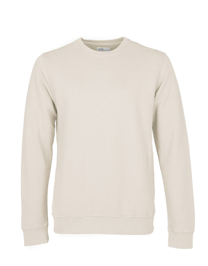 Colorful Standard Crew Sweat ivory white