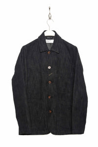 Bakers Jacket 23210 wool blend denim black