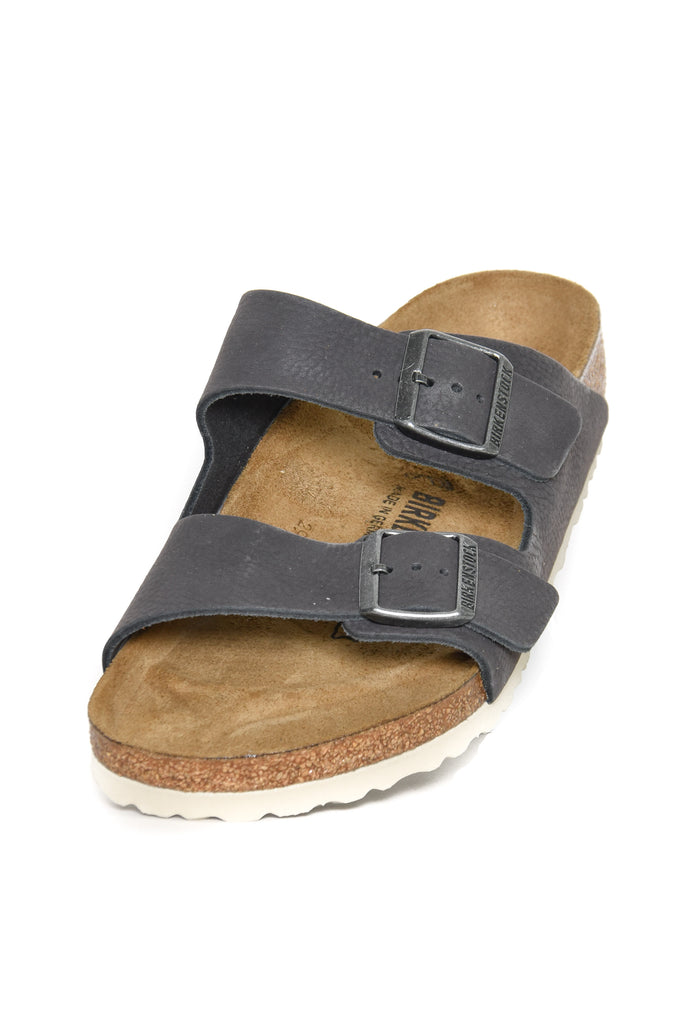 Birkenstock Arizona Steer soft grey 1015500