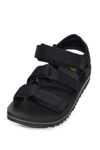 Teva Cross Strap Trail Sandal black