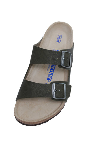 Birkenstock Arizona desert soil green 1008445