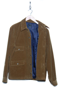 Band of Outsiders Corduroy Overshirt SH11 CT119 3002 olive brown