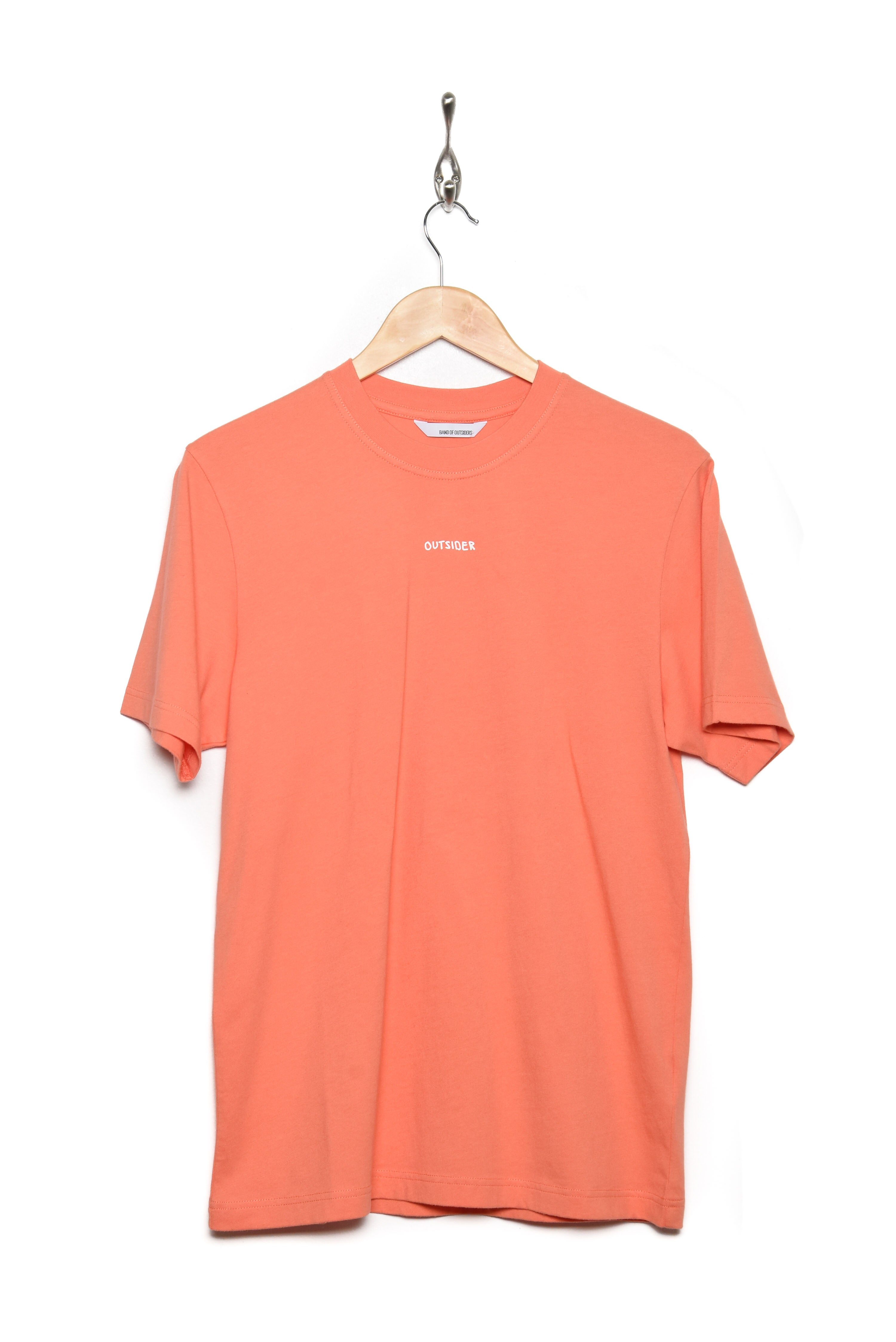 Band Of Outsiders Outsider Tee coral