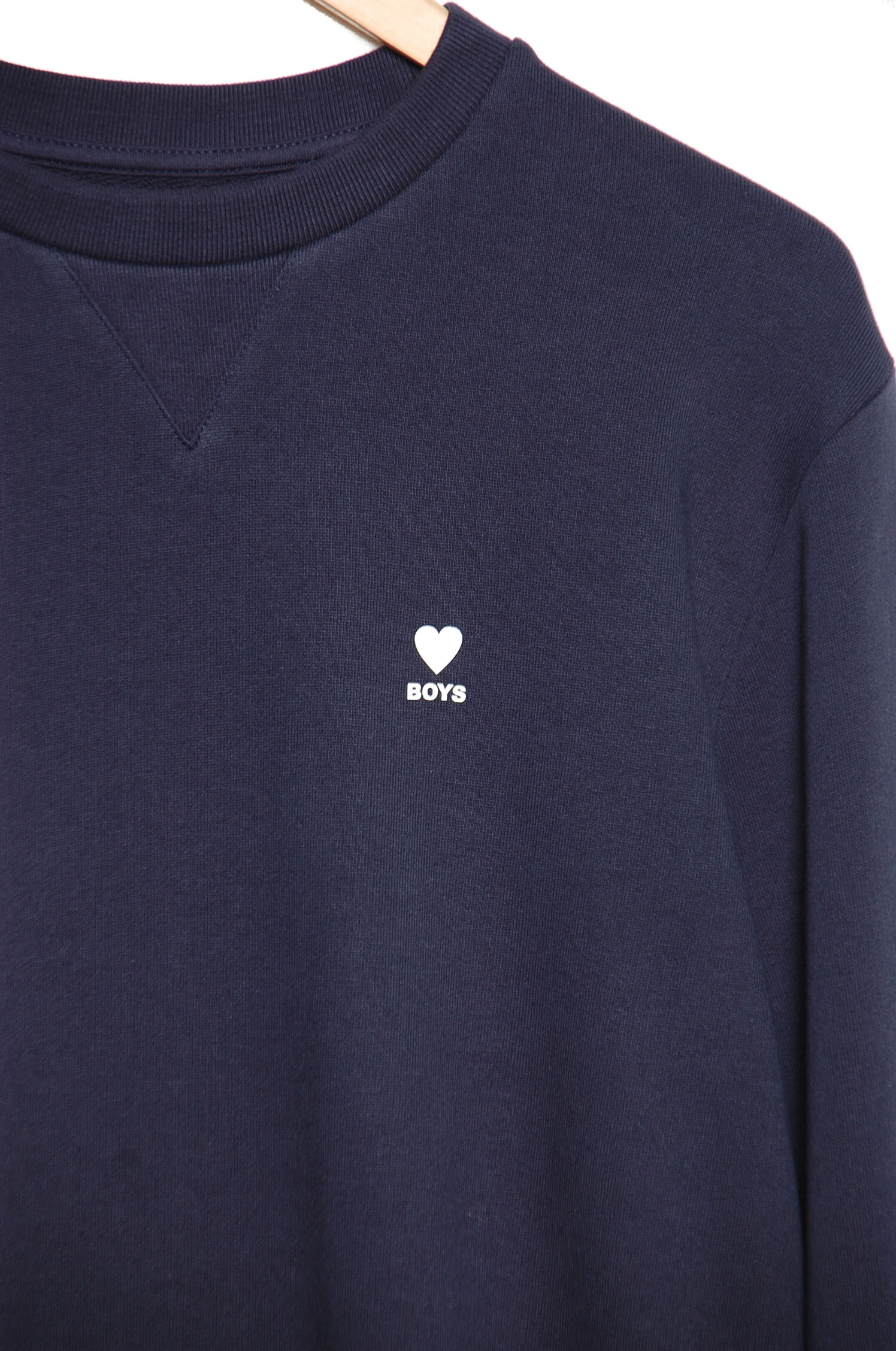 Brosbi The Icon Sweat Heart Boys 1079111B navy