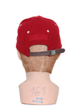 Universal Works Melton Baseball Hat red