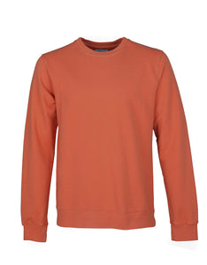 Colorful Standard Crew Sweat dark amber