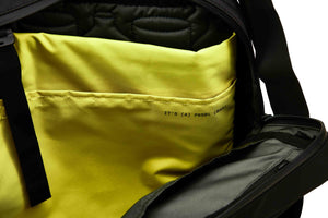 Courier Bag black/urban yellow