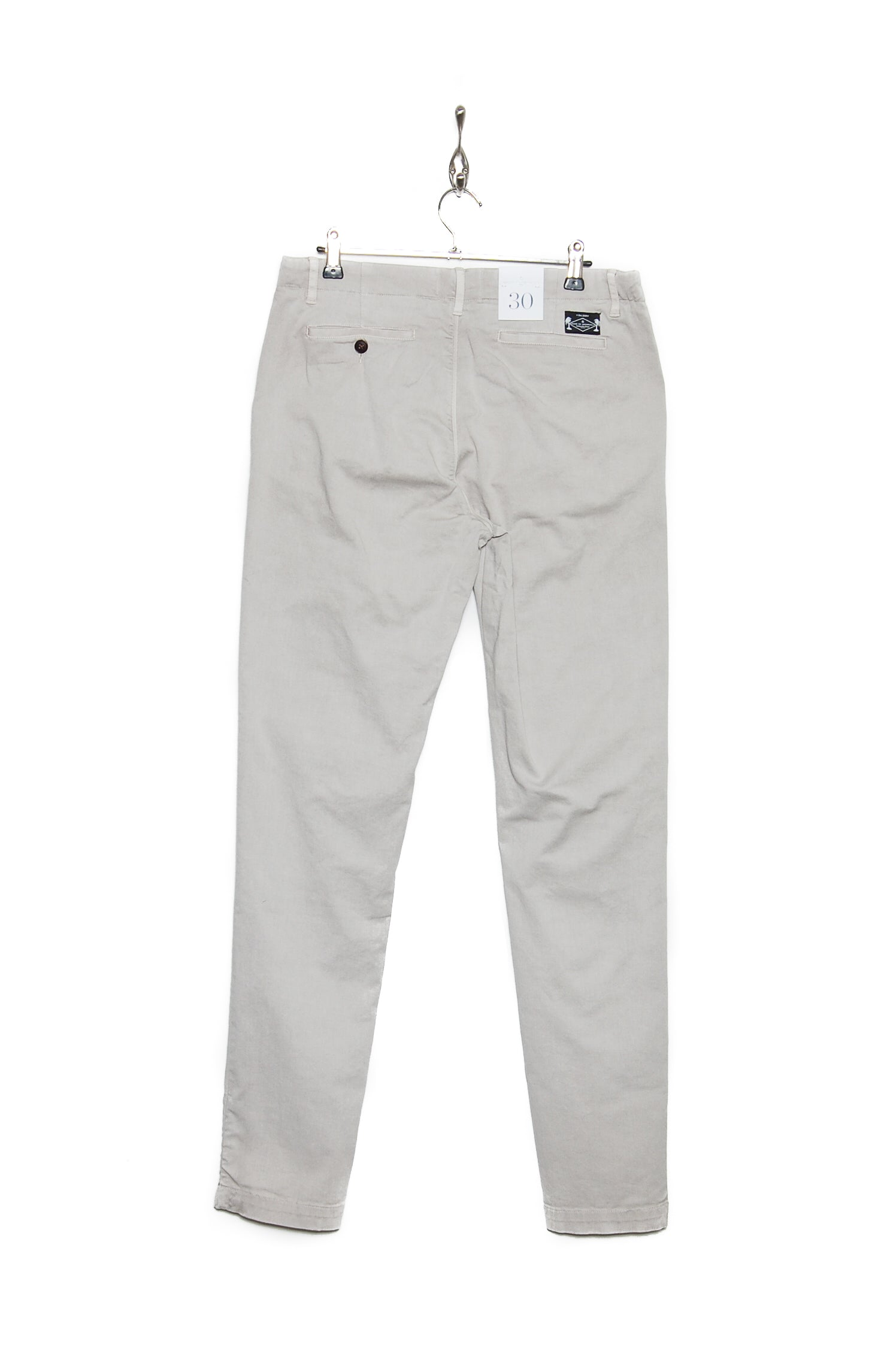 Cuisse de Grenouille Chino Medium Washed coco