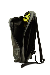 Day Pack dusty black/urban yellow