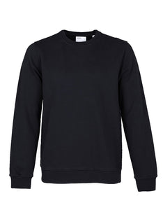 Colorful Standard Crew Sweat deep black