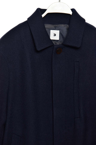 Delikatessen Suit Coat D810 BN40 navy