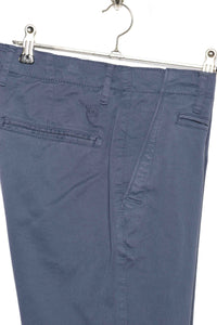 Knowledge Cotton Apparel Chuck Shorts 50182 vintage indigo