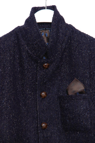Reykjavik District Eastwood Jacket navy