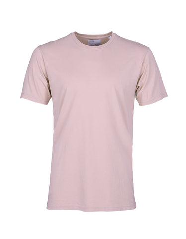 Colorful Standard Classic Tee faded pink