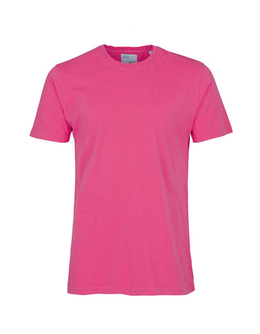 Colorful Standard Classic Tee bubblegum pink