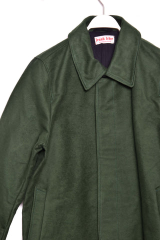 Frank Leder Deutschleder Mac Coat DTL 3 green48