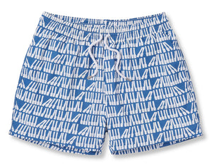 Frescobol Carioca Sports Swim Short Piano slate blue