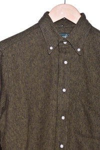 Gitman Brothers Vintage GV02 olive cotton tweed