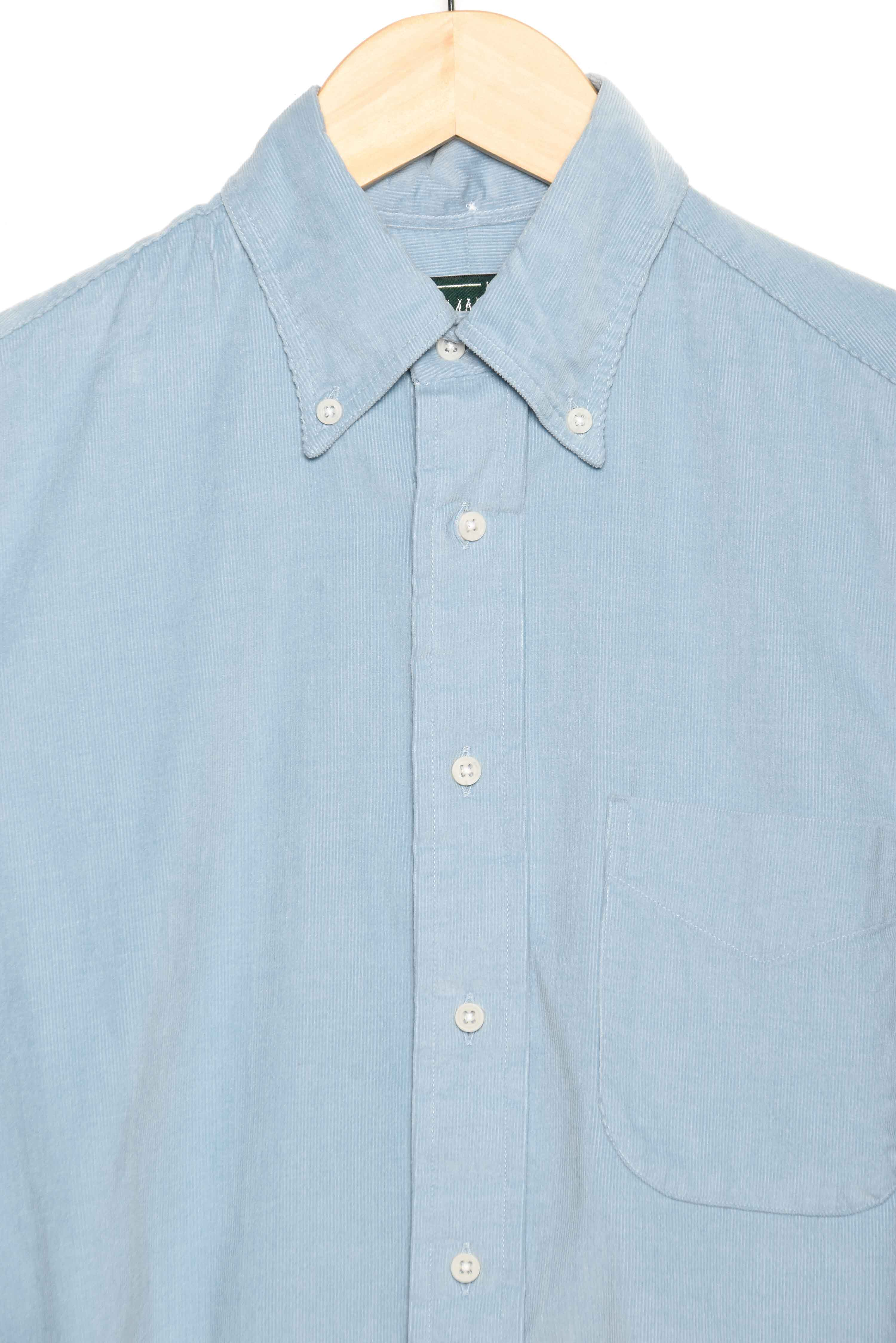 Vintage GV02 Cord light blue