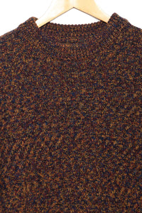 Blenheim Jumper hereford rust multi