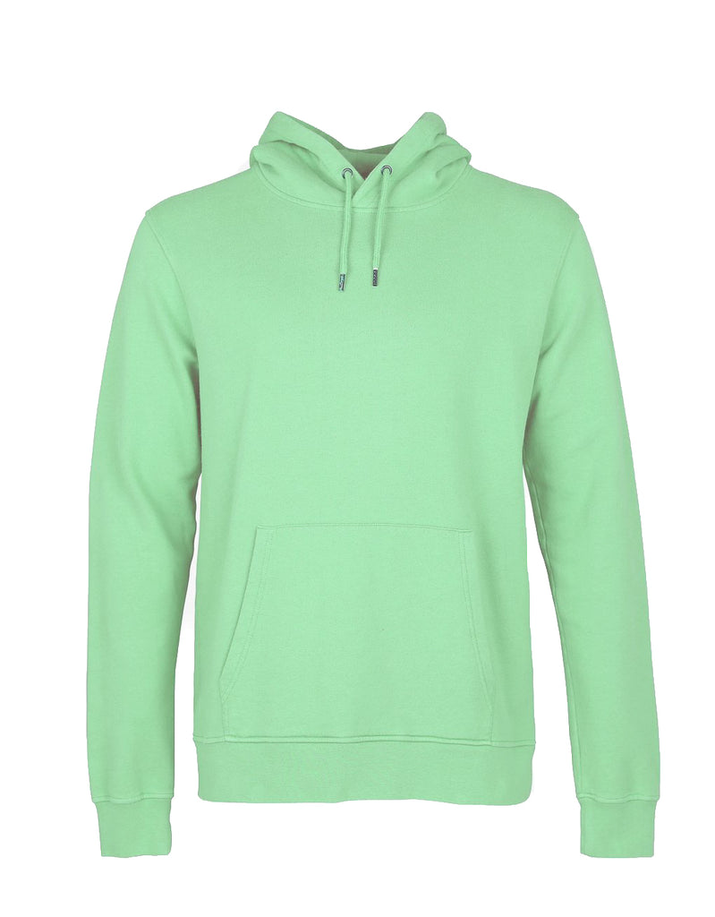 Colorful Standard Hood faded mint
