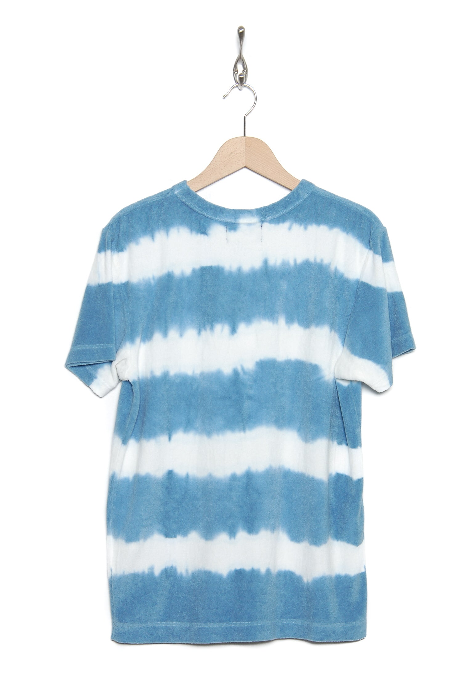 Howlin' Fons Hand Dyed Stripes paradise blue