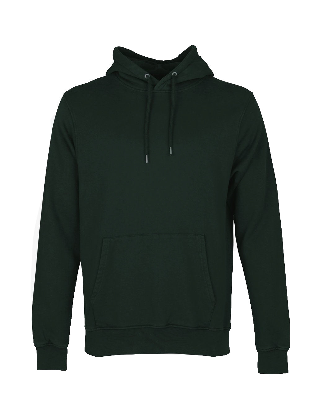 Colorful Standard Hood hunter green