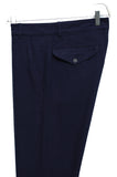 Universal Works Aston Pant Twill navy 20130