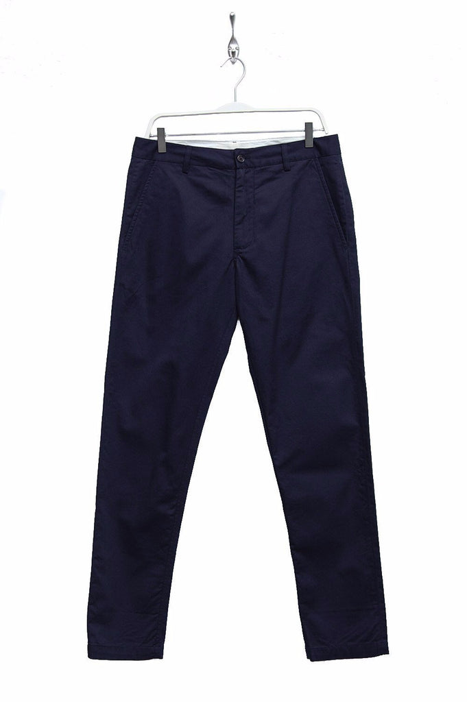 Universal Works Aston Pant Twill navy 17130