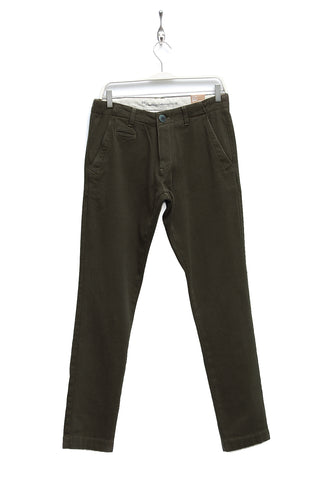 Knowledge Cotton Apparel 70099 Heavy Twill Chino forest night