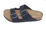 Birkenstock Arizona BS  0752483 soft footbed black / narrow fit